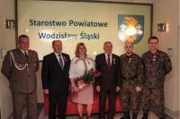 Czytaj więcej: Odzanczenia dla wodzisławskich strzelców.